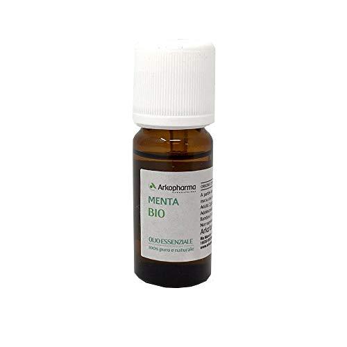 Arkopharma Olio Essenziale Menta Piperita Bio, 10ml