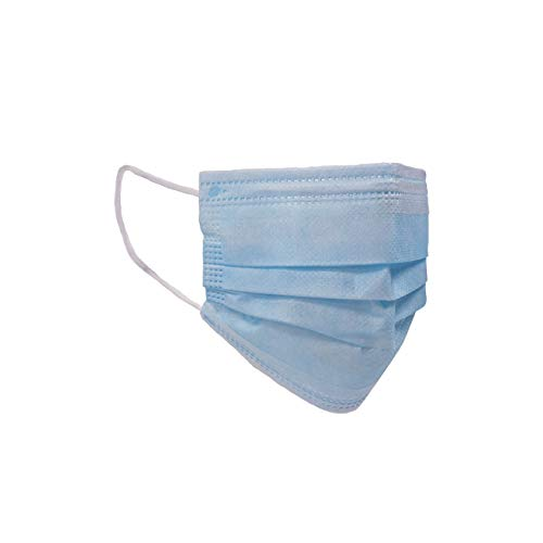 Disposable Face Mask, Pack of 50