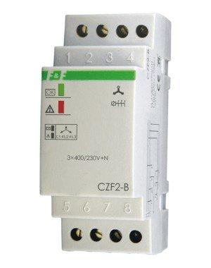 Spannungsausfallsensor Netzüberwachung Netzüberwachungsrelais Phasenüberwachung Relais F&F CZF2-B 3065
