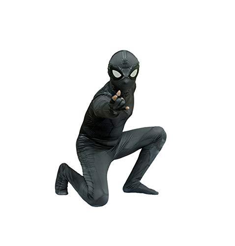 Spider-Man Ver van Thuis Cosplay Kinderen Volwassen Rol Superhero Film Play-Tights Halloween Kerst Jumpsuit 110cm Kind