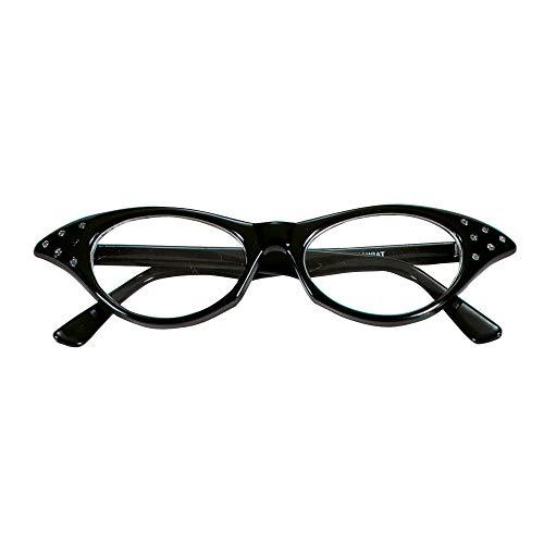 Widmann 96671 - Gafas de sol para mujer, diseño de los años 50, color negro , color/modelo surtido