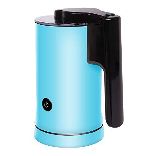 Automatische melkopschuimer voor elektrische koffie, melkschuim, gemakkelijk te reinigen, voor cappuccino, latte, melk, chocolade/pure koffie.