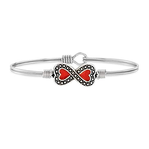 Luca + Danni | Have a Heart Bangle Bracelet For Women Made in USA Regular