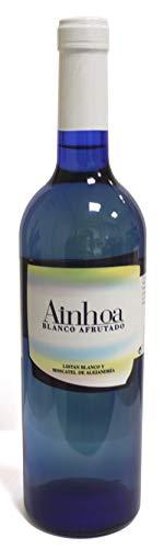 Vino AINHOA Blanco Afrutado 75 cl. Producto Islas Canarias.