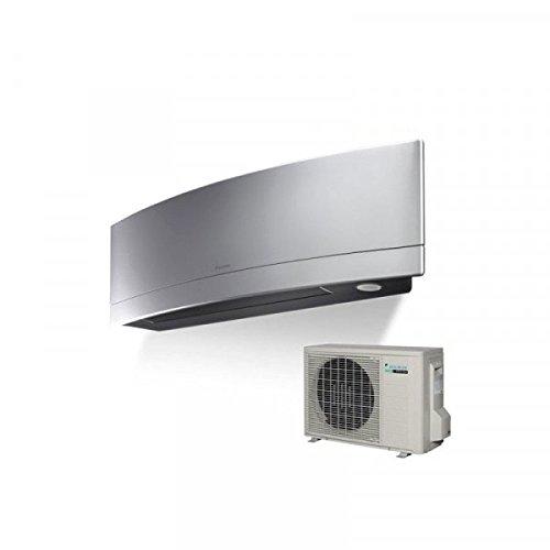 CONDIZIONATORE climatizzatore Daikin Emura Silver 9000 Btu FTXJ25MS R32 COMPLETO MACCHINA INTERNA + ESTERNA