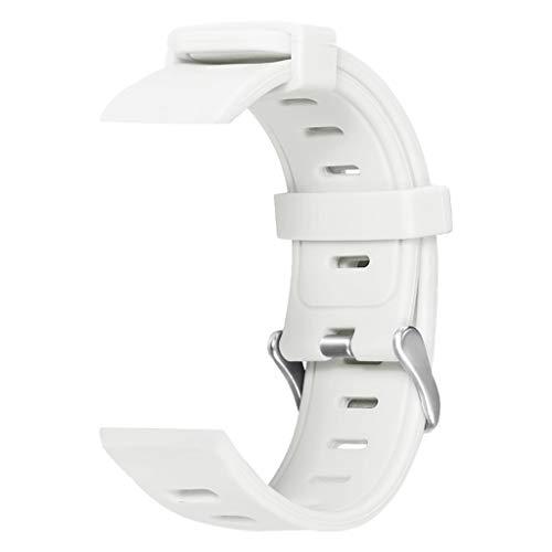 Correa Compatible con Xiaomi Huami Amazfit GTS , riou Correa de Pulsera Deportiva de Silicona de Repuesto para Reloj Inteligente Compatible con Huami Amazfit GTS