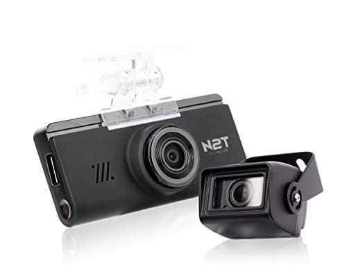 Gnet N2T - Cámaras para Coche, Color Negro