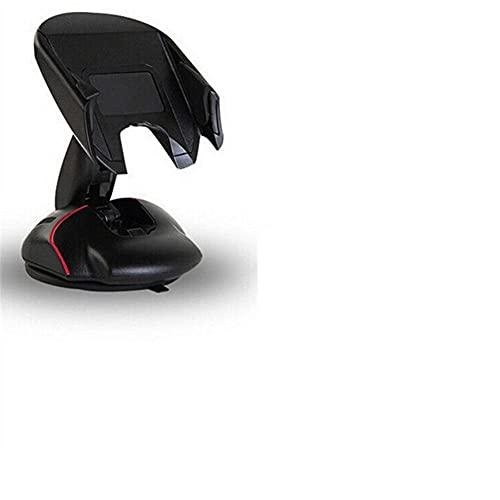 USNASLM Soporte giratorio de grado creativo para el coche, soporte para teléfono celular, GPS, MP4 360