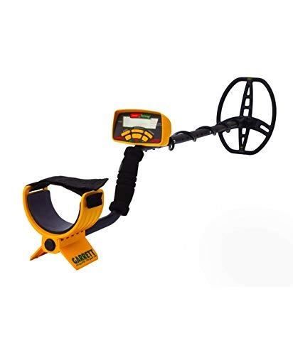 Detector de metales GARRETT EuroAce. Incluye: mochila, Prot plato, Prot lluvia, auriculares,...