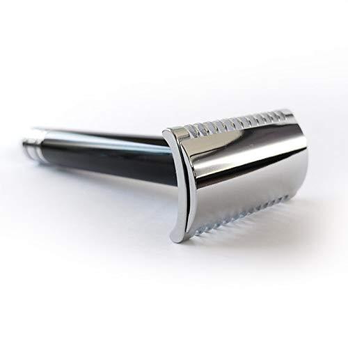 FATIP Safety Razor Black Tie Open Comb, 100 g
