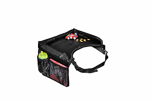 Star Kids Snack & Play Travel Tray - Easy To Clean Nylon...