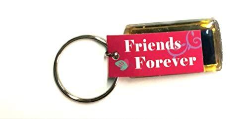 Ganz Kool Heart Flashing Key Ring (Friends Forever)