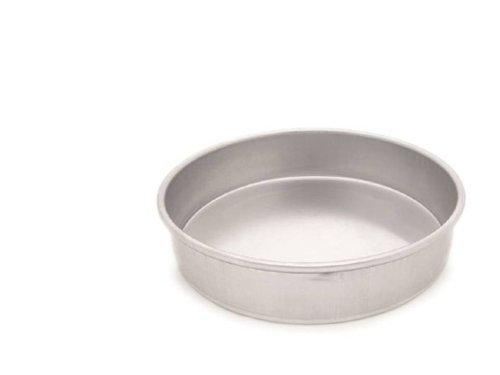 Parrish Magic Line 11 x 3 Inch Round Aluminum Cake Pan