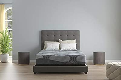 Signature Design by Ashley Hybrid Mattress - Traditional Style - Gray