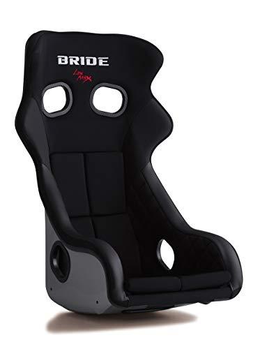 BRIDE (ブリッド) フルバケットシート【 XERO CS 】(FRP製) ブラック H02AMF