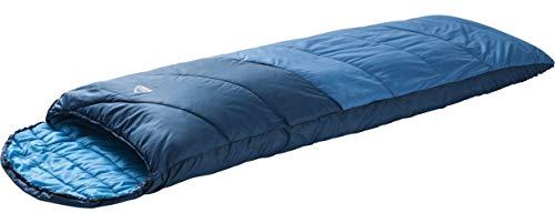 McKinley Camp Comfort 5 I Slaapzak voor volwassenen, uniseks, BLUEPEPTRO/BLUEPEPTRO, 195R