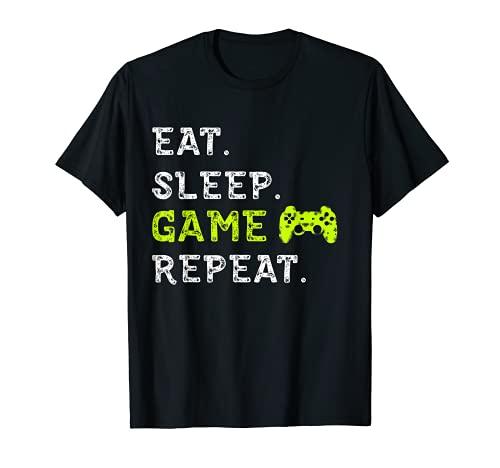 Eat Sleep Game...