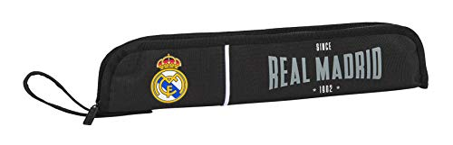 Safta Portaflautas de Real Madrid, 370x20x80mm, Multicolor (R. Madrid 1902)
