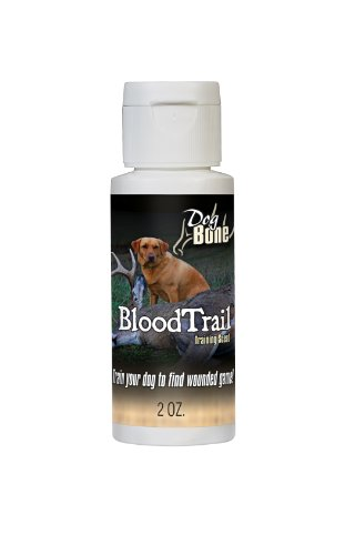 Check Out This Dog Bone Blood Trail Training Scent