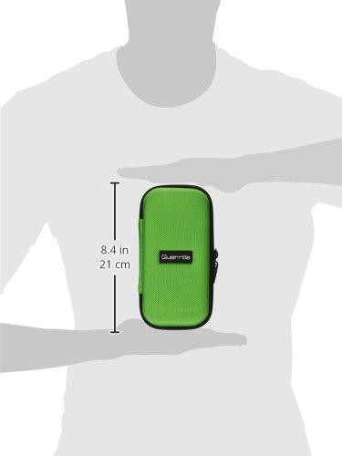 Guerrilla Hard Travel Case for TI-30X llS, TI BA ll Plus, TI-34 Multi View, TI-36X Pro, TI BA ll Plus Professional, and TI-30XS multi view Calculators, Green Photo #2