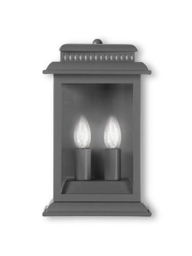 Garden Trading Belvedere Light in Charcoal