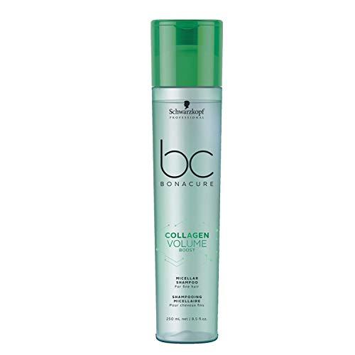Schwarzkopf Professional BC Collagen Volume Boost Champú Micelar - 250