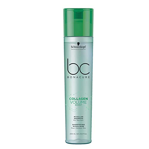 Schwarzkopf Professional BC Collagen Volume Boost Champú Micelar - 250 ml