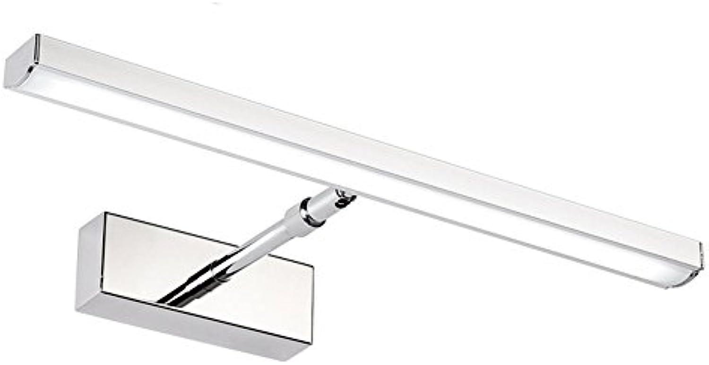 Badezimmer wasserdicht Anti-fog LED Spiegel Scheinwerfer (Farbe   Weies Licht-49cm-12W)