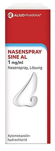 Nasenspray sine AL 1 mg/ml 10 x 10 ml Sparset inkl. einer Handcreme o. Duschbad von Pharma Nature