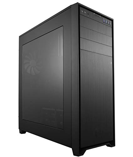 Adamant Custom Liquid Cooled Media Workstation Desktop PC Intel Core i7 9700K 3.6Ghz 64Gb DDR4 5TB HDD 500Gb SSD Wi-Fi Dual Band 850W PSU GeForce RTX 2080 8Gb Super