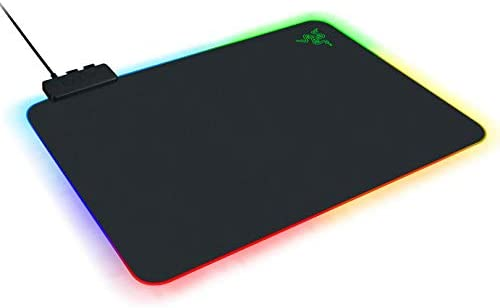 Razer Firefly Hard V2 RGB Gaming Mouse Pad Customizable Chroma Lighting Built in Cable Management product image