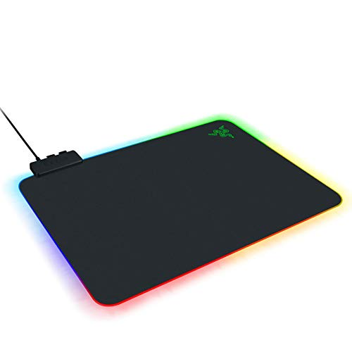 Razer Firefly V2 - Hard Surface Gaming Mouse Mat with Chroma