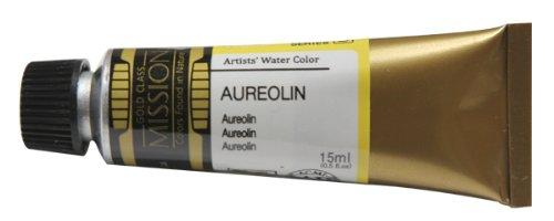 Mijello Mission Gold Water Color, 15ml, Aureolin