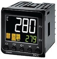 Temperature Controller, Digital, 48x48mm, E5CC Series, Voltage Output, 100-240Vac