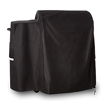 Hisencn 73700 Grill Cover for Pit Boss 700FB Wood Pellet Grills 71700 Heavy Duty Waterproof Barbeque BBQ Cover UV and Fade Resistant  42  W x 28.5  D x 38  H