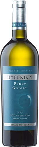 The Iconic Estate   HYPERION Pinot Grigio Limited Edition 2017 – Weißwein trocken aus Rumänien   Qualitätswein DOC-CMD 0.75 L