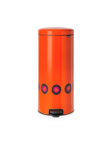 Brabantia Cubo de Basura de Pedal, Patrice, 30 L