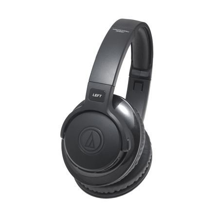 Audio-Technica ATH-S700BT SonicFuel Bluetooth Wireless Over-Ear Headphones
