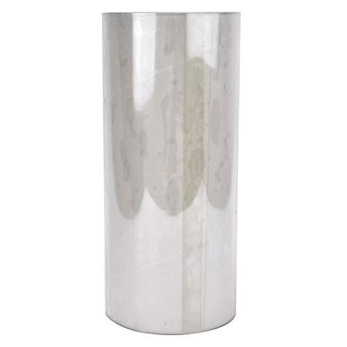 Cinta de 20 cm para reparación de tuberías de 7,9 pulgadas, sellado rápido para grifo (transparente)