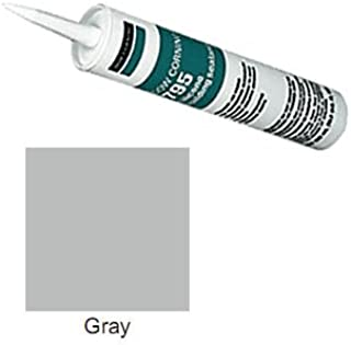 Gray Dow Corning 795 Silicone Building Sealant - 12 Tubes (Case)