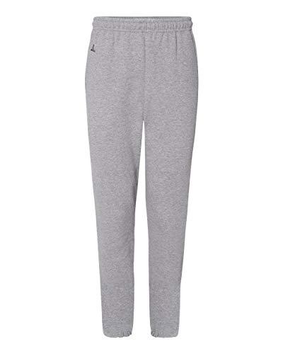 Russell Athletic Men's Dri-Power Closed-Bottom Fleece Pocket Pant - 4X-Large - Oxford