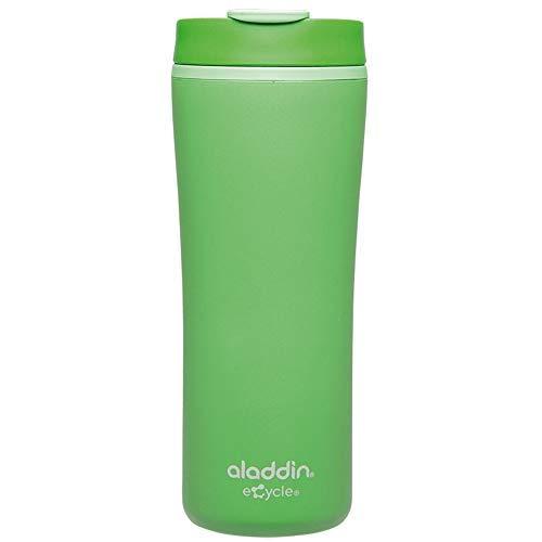 Aladdin Thermobecher, recycelter Kunststoff, grün 0,35 Liter