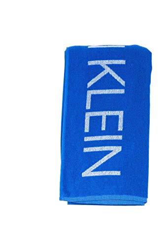 Calvin Klein KU0KU00025 TOWEL TELO MARE Unisex BLU IMPERIALE UNI