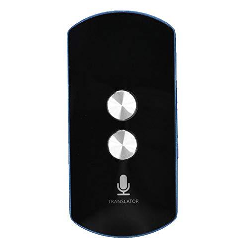 Mavis Laven Dispositivo conversor de Voz Inteligente conversor de Voz multiling/üe para Aprender a Viajar port/átil de Dos v/ías en Tiempo Real