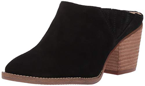 Blondo Women's Norwich Shoe, Black Suede, 10.0 Medium US