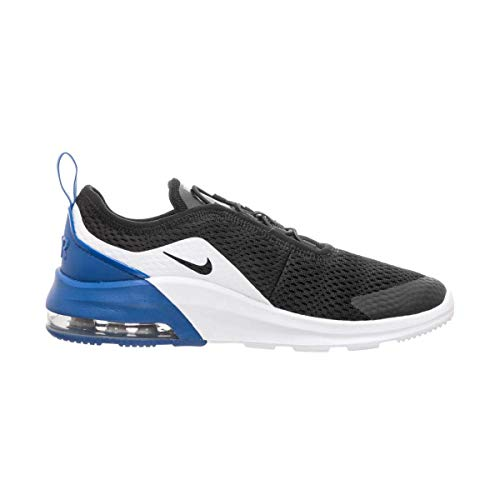 Nike Babyschuhe AIR MAX Motion 2 Sneakers (PSE) aus schwarzem Stoff AQ2743-003