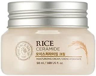 Rice & Ceramide Moisture Cream the Face Shop 50ml All Skin Types