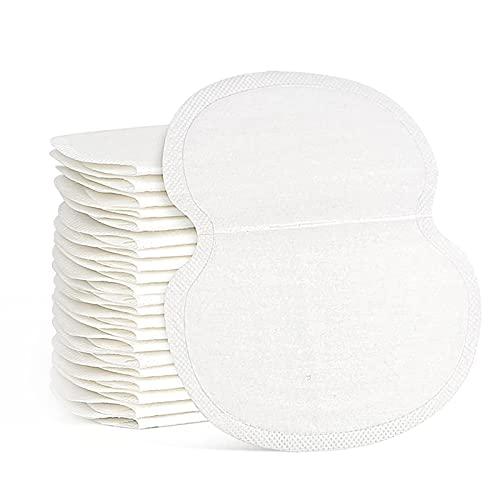 Qingxin Almohadillas absorbentes para axilas antisudor, 20/40 unidades, cómodas y sin sabor, no visibles, para mujeres y hombres