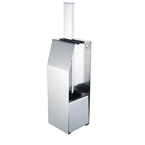 HACEKA Edge Toilettenbürste, freistehend, verchromt, 1143817