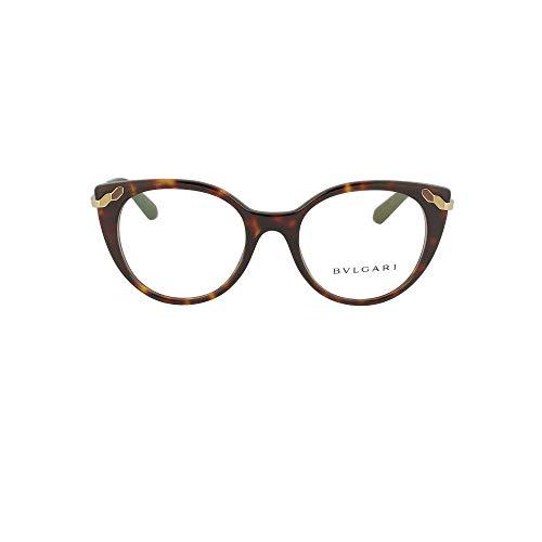 Bulgari Luxury Fashion Damen 4150VISTA504 Braun Brille | Frühling Sommer 20